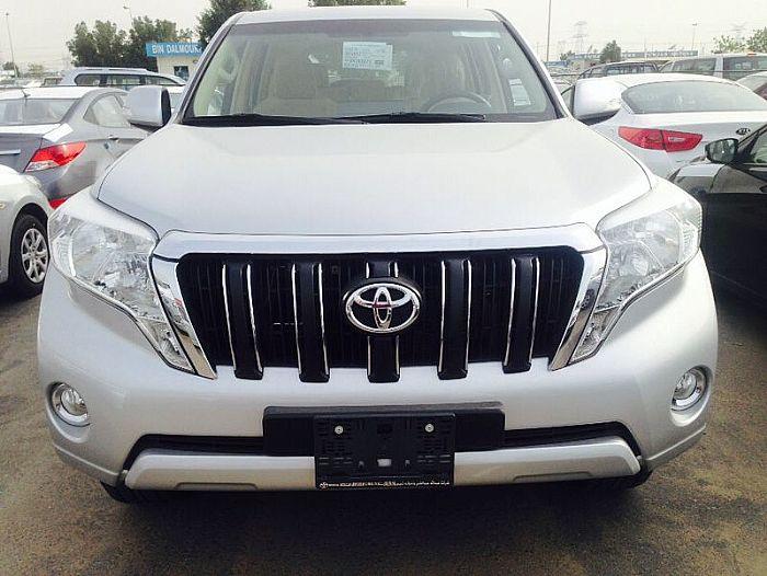 2014 NEW Toyota Prado- LHD Car