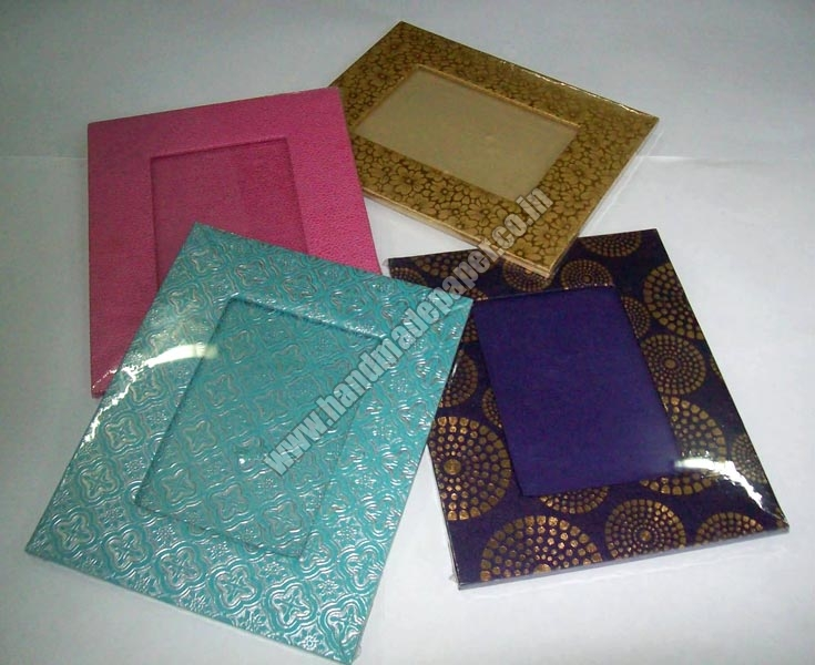 Handmade Paper Photo Frames Manufacturer in Rajasthan India by Aar ...