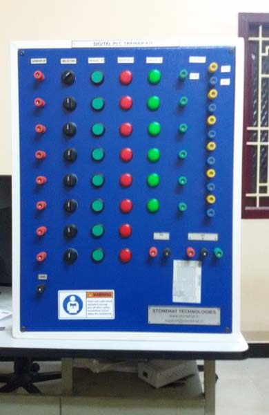 Plc Trainer Kit Manufacturer in Tamil Nadu India by Stonehat