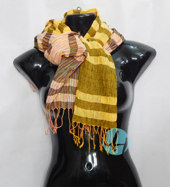 Handmade Cotton Printed Scarves
