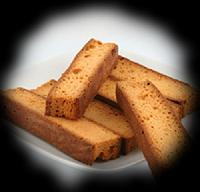 rusk toast