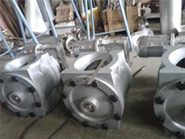rotary air locks valves