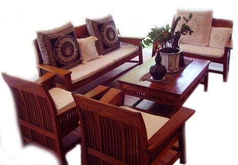 Wooden sofa set manufacturer in andhra pradesh india by sreevari furnitures id 826525 Our home furniture prices philippines