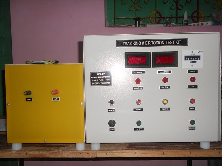 Tracking and Erosion Testing System