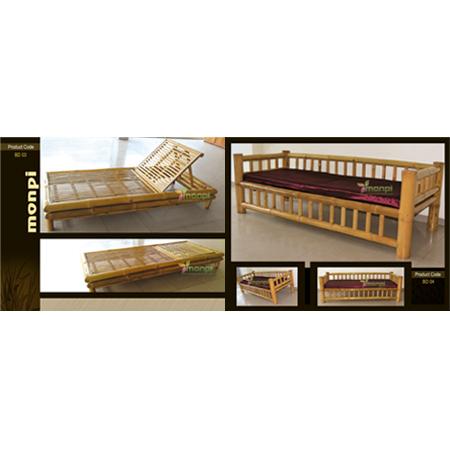 Antique Bamboo Furniture (BD 03 / BD 04) - Antique Bamboo Furniture Manufacturer & Manufacturer From, India
