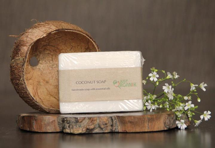Organic Coconut Bath Soap Manufacturer in Haryana India by P