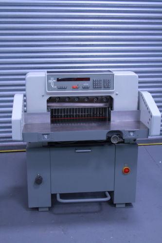 polar 55 guillotine single phase manufacturer in morecambe rh exportersindia com