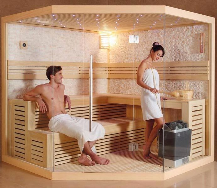 Sauna Steam Room