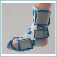 night splint gradualy stretches Ankle Brace