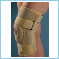 Lower Extremity :Knee Support Hinged Neoprene