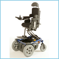 Medical Equipment Hippo Electrical Wheelchair for Kids.