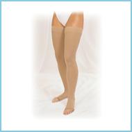 Pressure Garments Thigh High Soft Open Toe