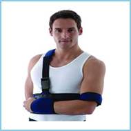 Upper Extremity :Premium Shoulder Immobiliser