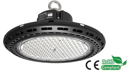 50w Ufo Led High Bay Lighting Manufacturer In Guangdong