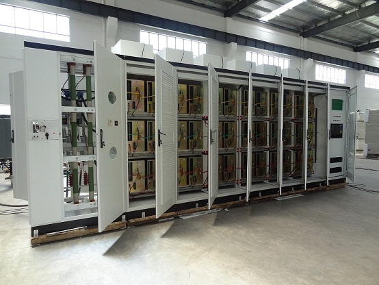High Voltage Dynamic Reactive Power Compensation Equipment By Zhuhai Wanlida Electric Co Ltd Id 861396