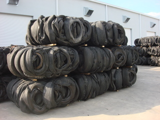 Waste Tire Scrap for Mill Industry