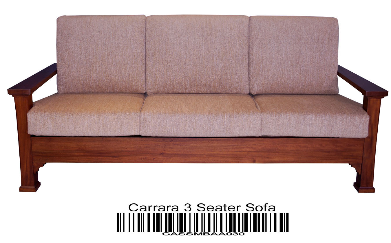 Buy carrara 3 seater sofa from giardini del sole philippines id