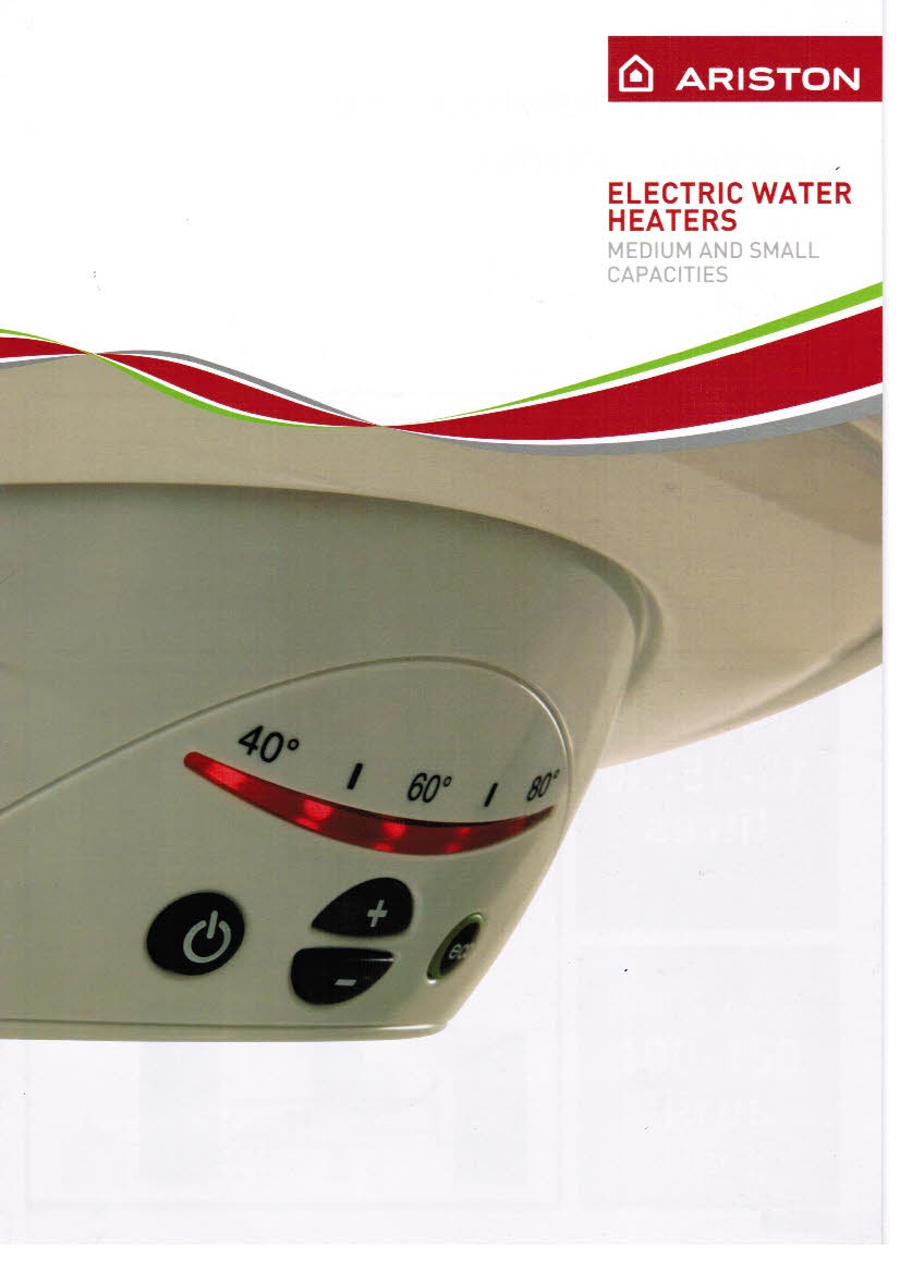 Ariston Medium And Small Water Heater Manufacturer In