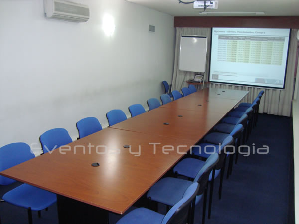 Video Conference Room Service