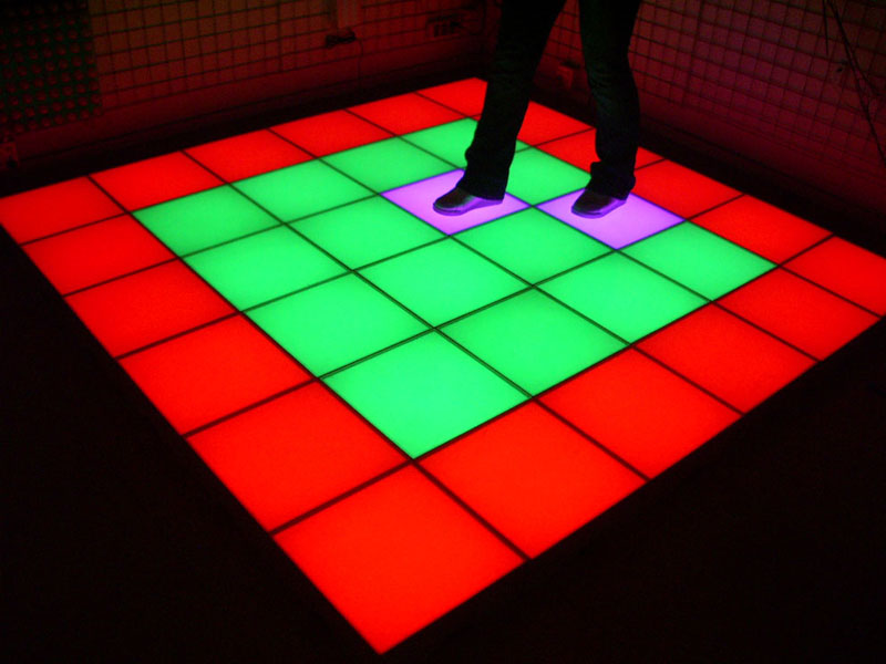 inductive led dance floor led stage lighting manufacturer in jiangxi