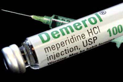Demerol Injection