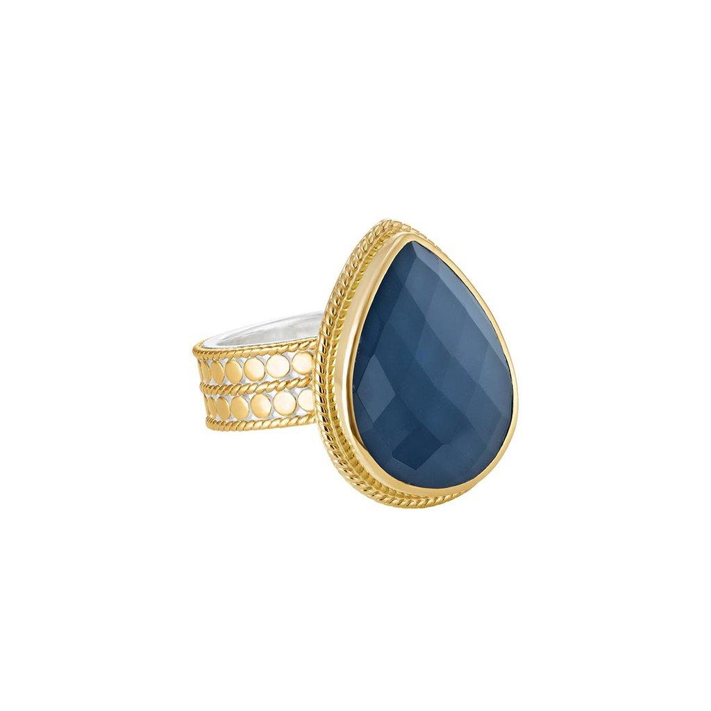 Sterling/Gold Ring