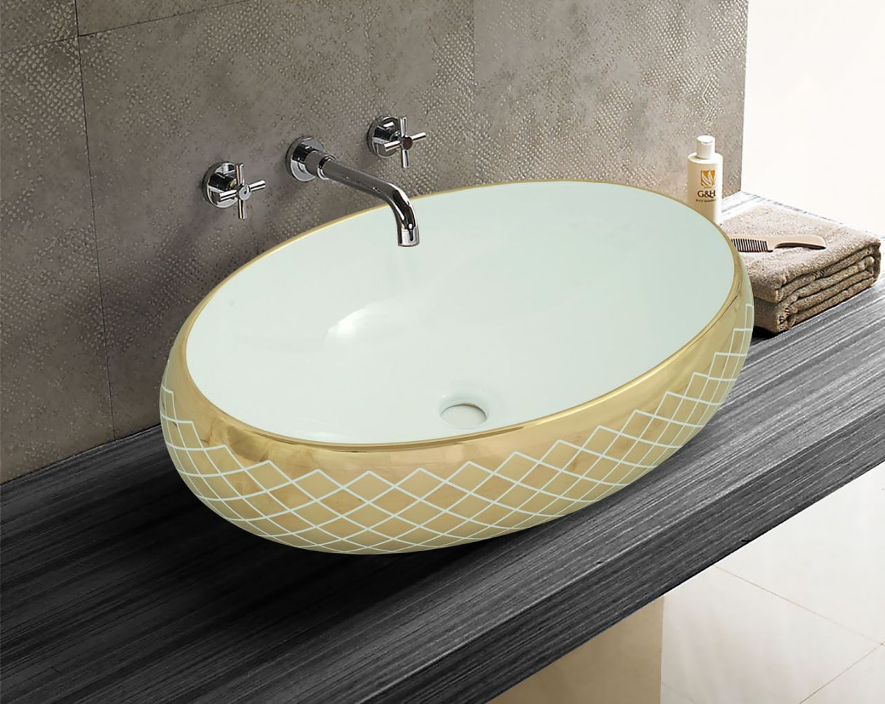 Buy Designer Wash Basin From Pavithra Pipe Fittings