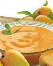 Canned Alphonso Mango Pulp