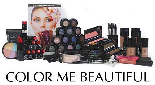 Color Me Beautiful Makeup Career Kit