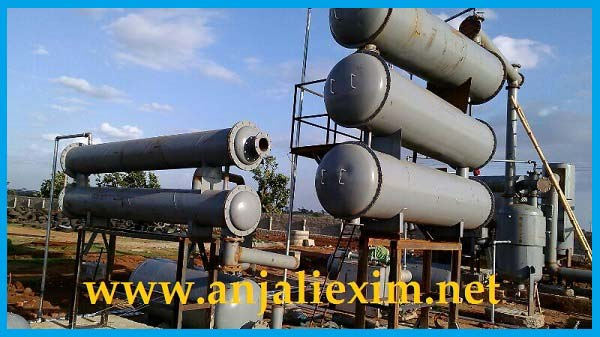 Buy Waste Tyre Pyrolysis Plant from Anjali Exim, Surat, India | ID