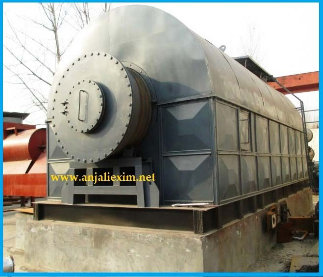 Buy Waste Tyre Recycling Plant from Anjali Exim, Surat, India | ID