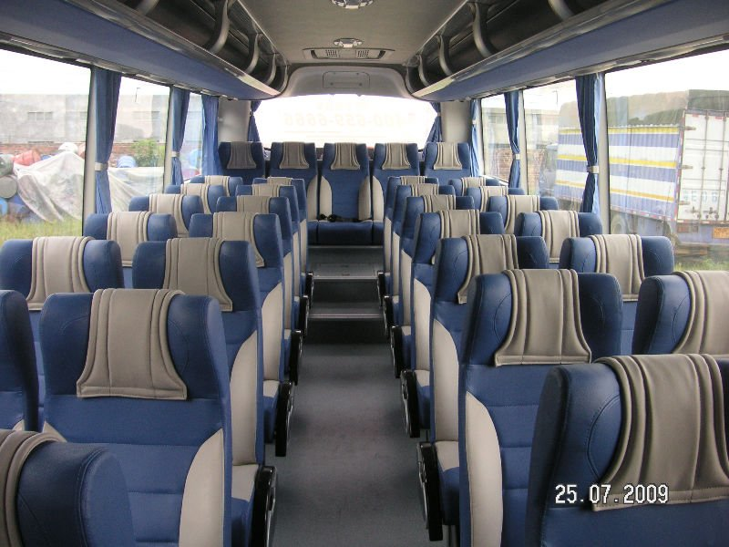 School Bus Company With Car Seat Rentals