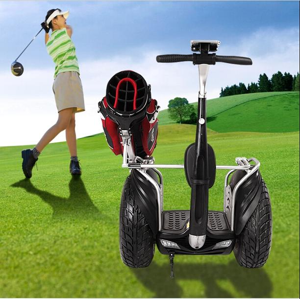 Stand Up Two Wheel Electric Balance Car Or Golf Cart