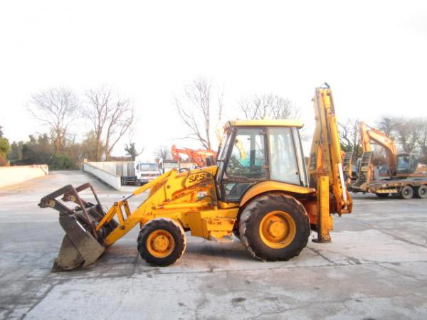 Backhoe Loaders Manufacturer In Cork Ireland By Noel O Shea Plant Sales Id 1278712