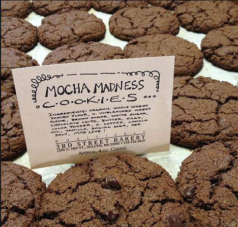 Mocha Madness Cookie
