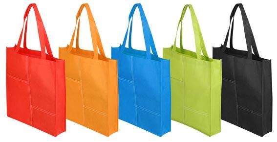 PP Non Woven Shopping Bags (Non Woven Shopping Bags)