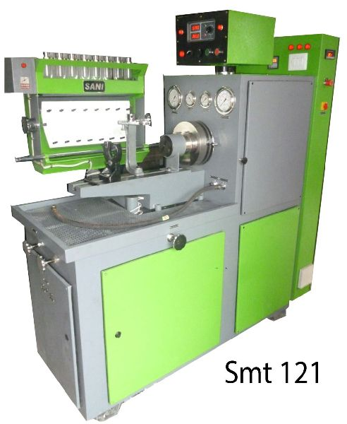 Smt 121 Sel Fuel Pump Test Bench