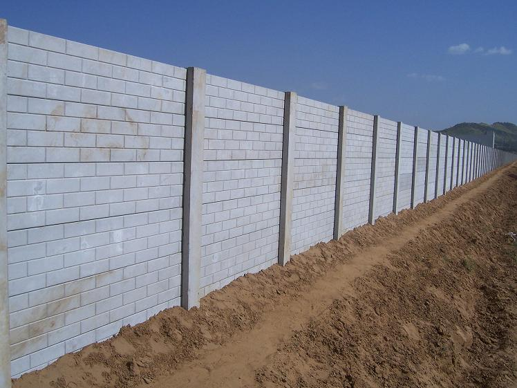 Rcc Lift In Wall : Buy rcc compound wall from alam enterprises india id