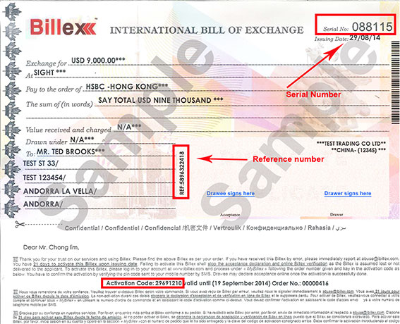 Services international bill of exchange in offered by billex trade international bill of exchange thecheapjerseys Image collections