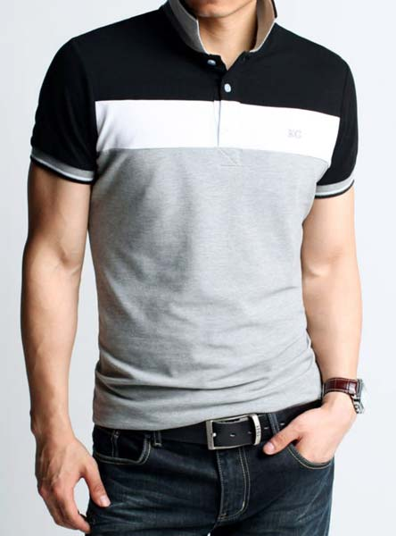 Mens Polo T Shirts Manufacturer in Ahmedabad Gujarat India ...