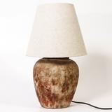 LINEN TABLE LAMP SHADE
