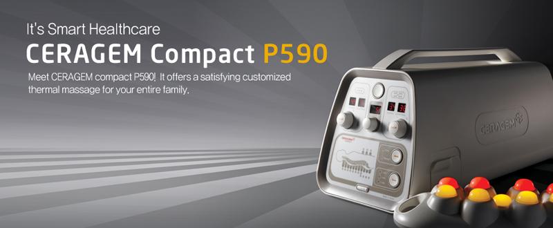 Buy Ceragem Compact P590 from Wattee International Trader
