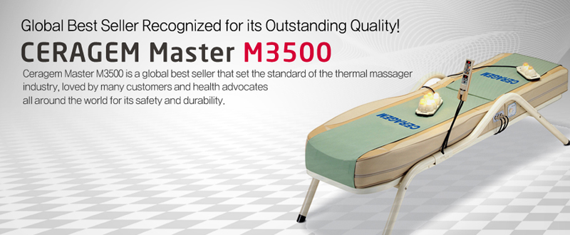 Buy Ceragem Master M3500 from Wattee International Trader, Seoni