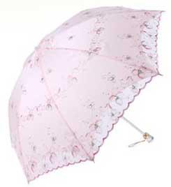 European Lace Umbrella