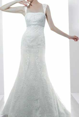 Ladies Wedding Gown