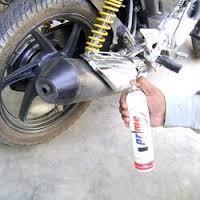 Heat Resistant Paint (HRP-01)