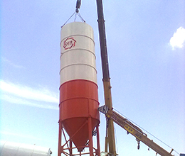 COMMERCIAL RMC PLANT ERECTION