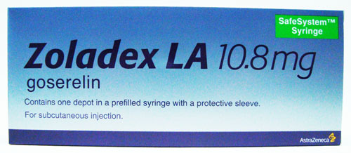 Zoladex La 10.8 Mg 1 Injection