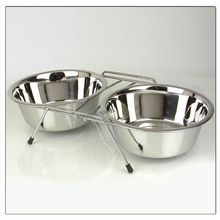 Pet Bowl Wire Stand