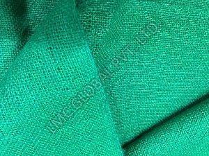 Dyed Jute Burlap Fabric